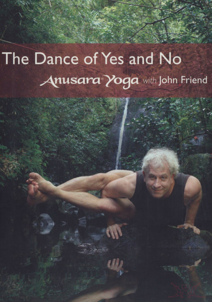 The Dance of Yes & No DVD