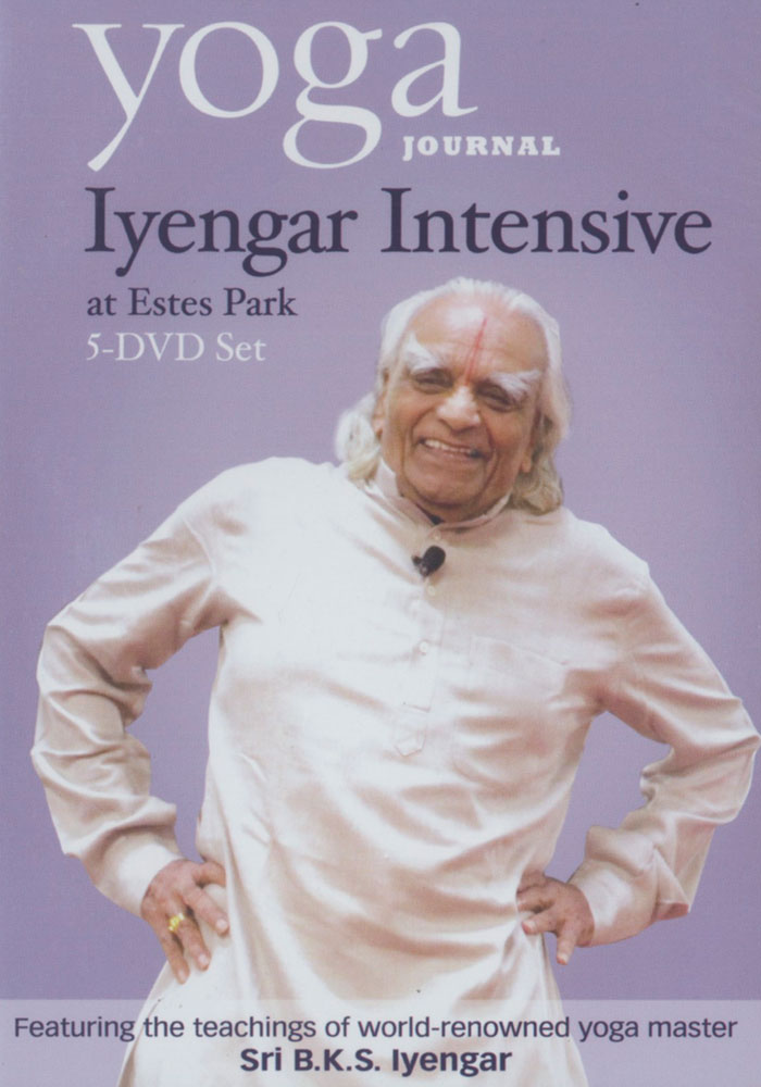 Iyengar Intensive at Estes Park DVD Set