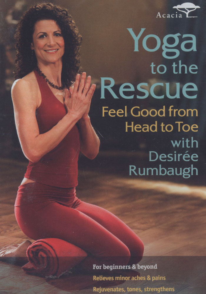 Yoga to the Rescue Feel Good from Head to Toe DVD