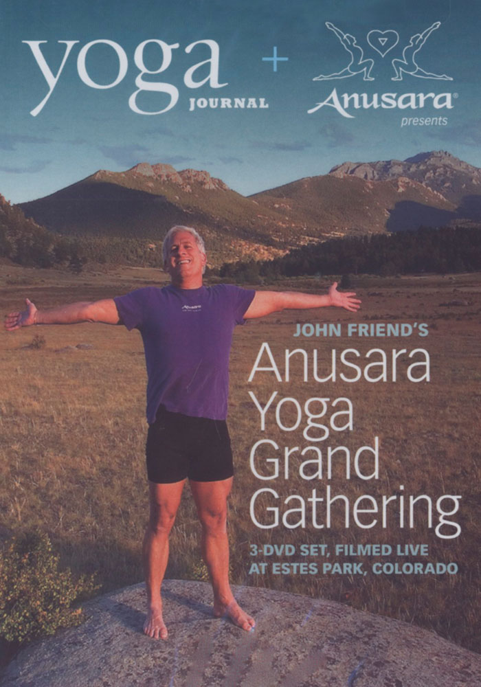 Anusara Yoga Grand Gathering DVD