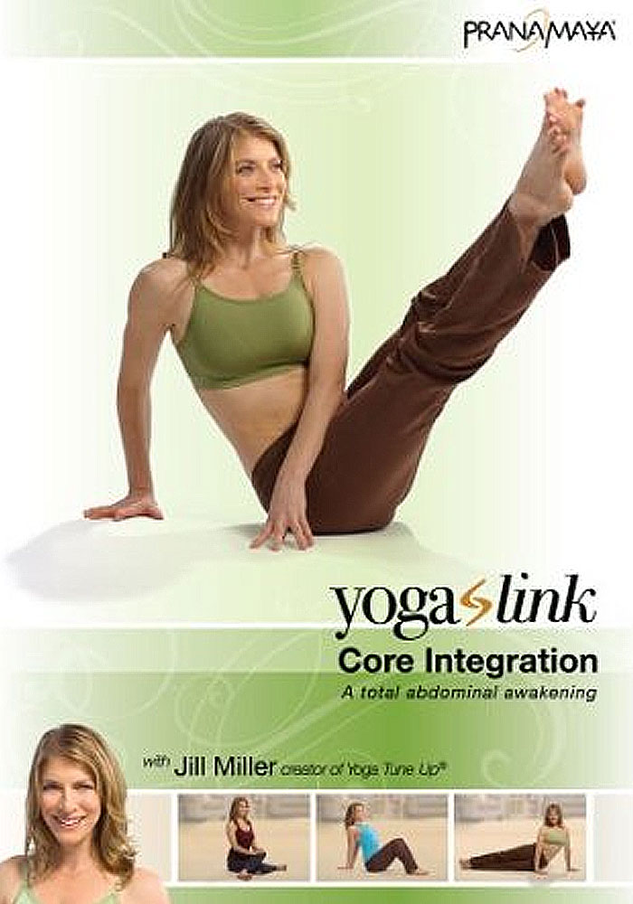 Yoga Link Core Integration DVD