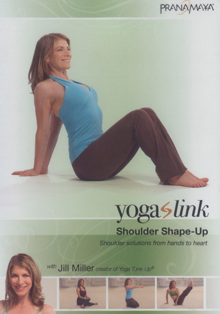Yoga Link Shoulder Shape-Up DVD
