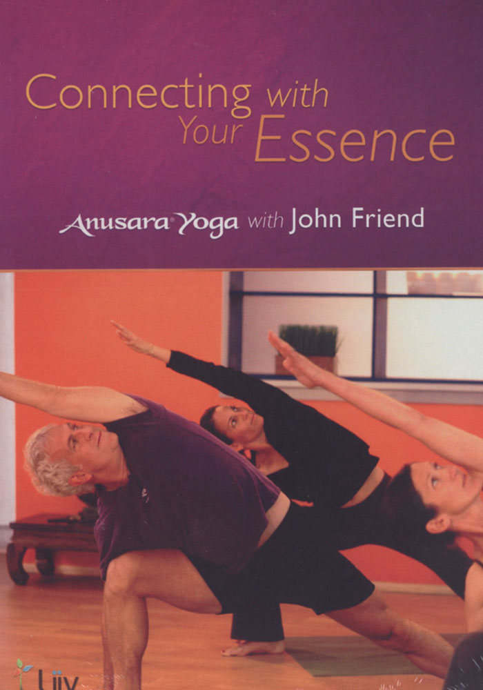 Connecting With Your Essence DVD