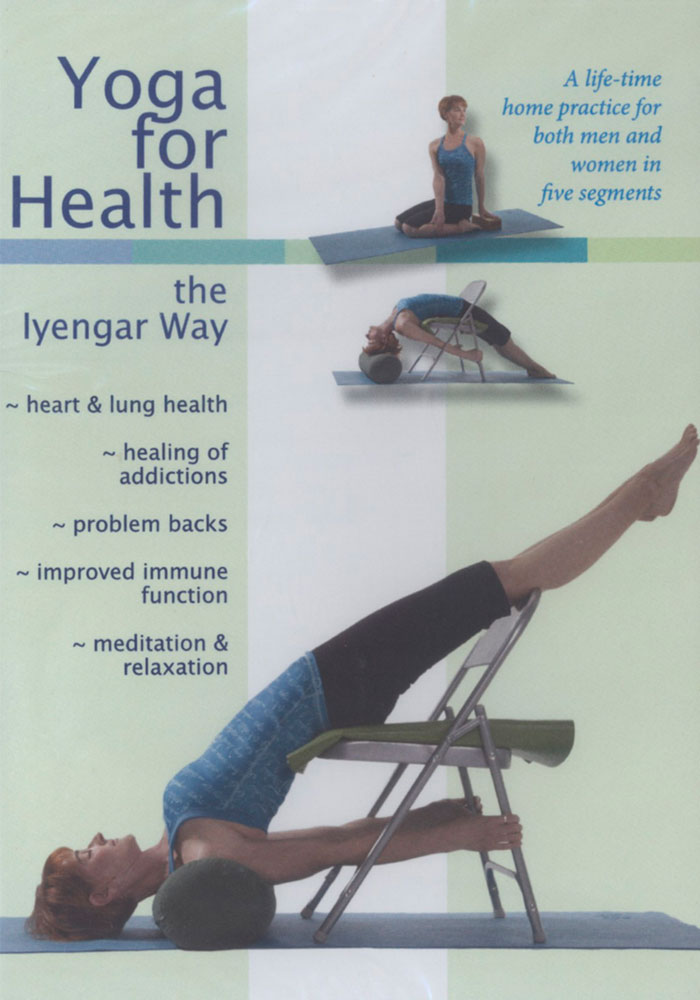 Yoga for Health the Iyengar Way DVD