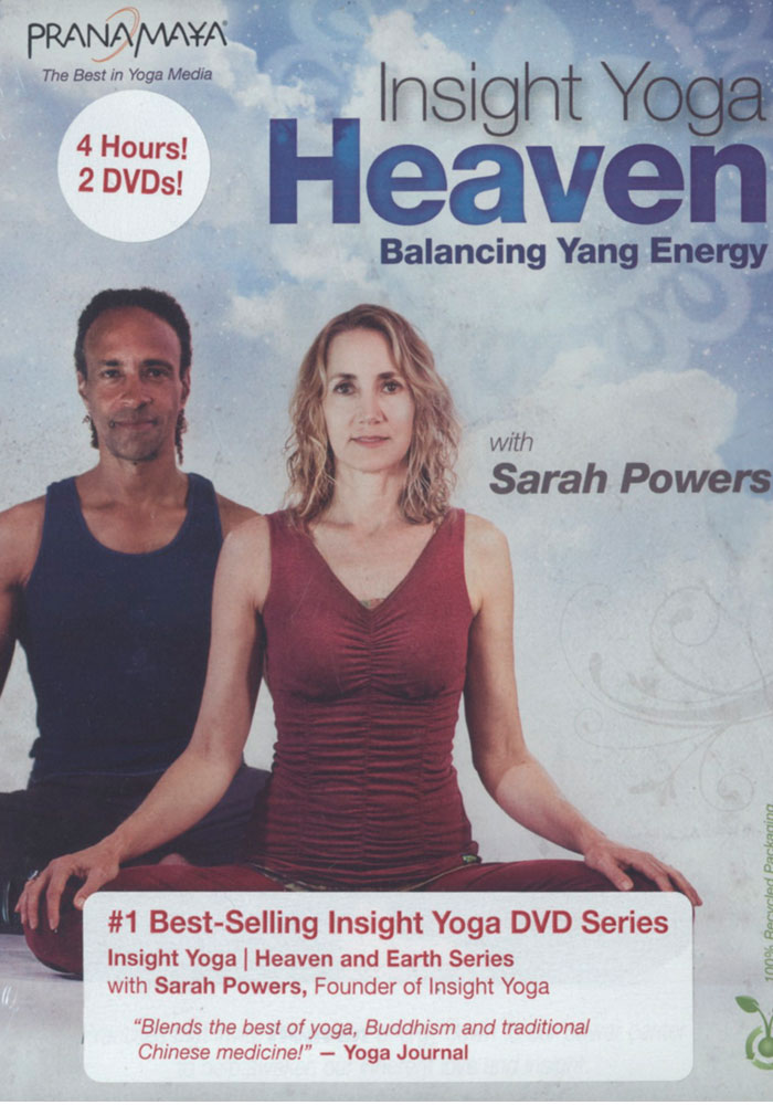 Insight Yoga: Heaven DVD