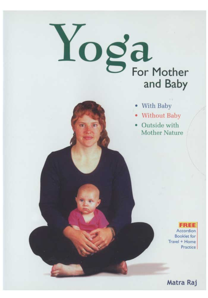 Yoga for Mother and Baby DVD
