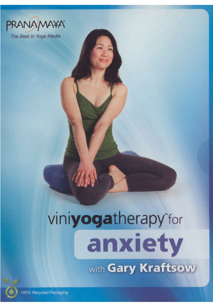 Vini Yoga Therapy for Anxiety DVD