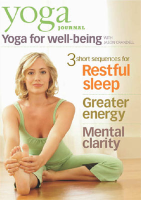 Yoga for Well-being DVD
